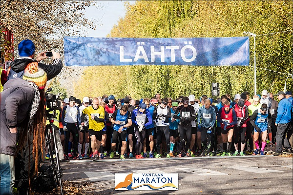 vantaan maraton 2016