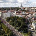 2017 SEB Tallinna Maratonin kaikki reitit uusittu