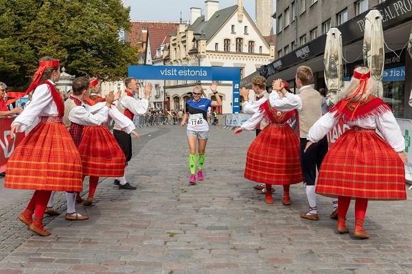 Tallinnan Marathon järjesti vuosisadan tapahtuman
