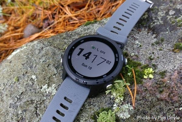 Garmin Forerunner 245 GPS -juoksukello