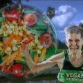 vegaanijuoksija
