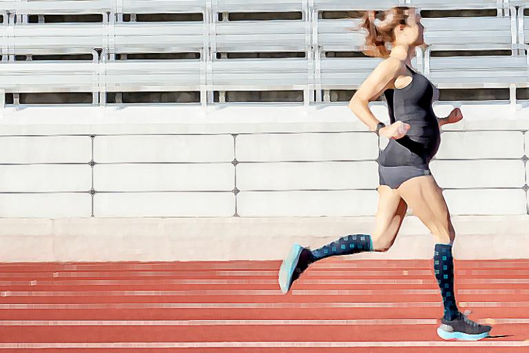 Juokse turvallisesti raskauden aikana