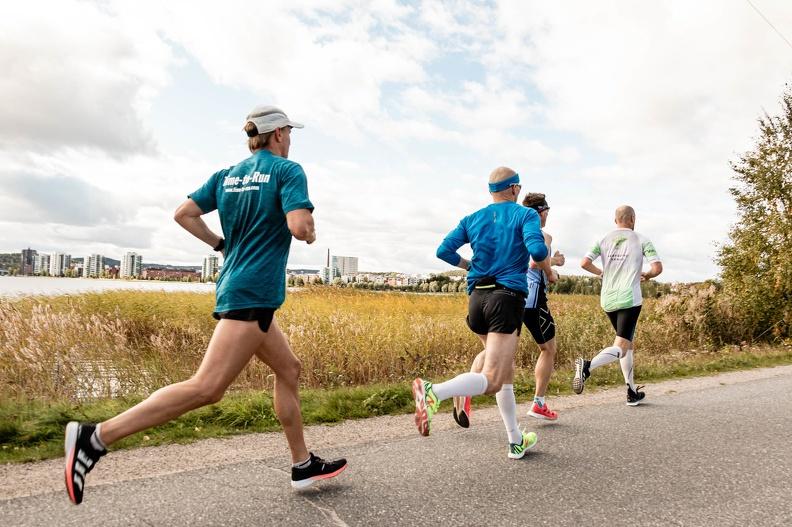 Kisakauden startti Finlandia Marathonilla
