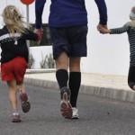 Balance in Running