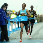 Kenenisa Bekele wins Great North Run
