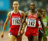 World Championships Paris 2003 800m heats