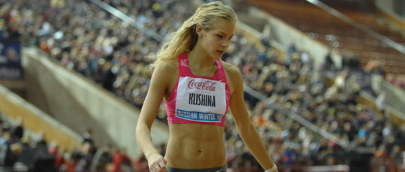 Darya Klishina - July Athlete of the Month