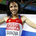 Savinova Euro Athlete of 2011