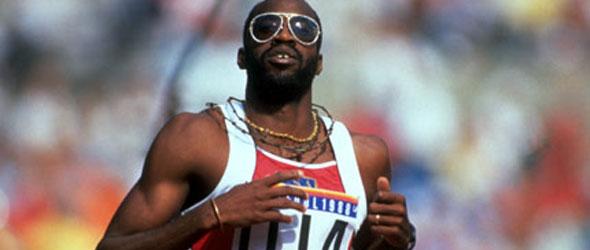 Edwin Moses 400m Hurdles