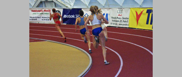 Prague to host 2015 European Athletics Indoors