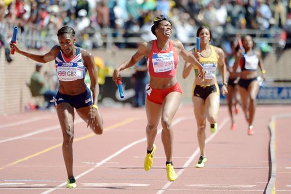 800m relay