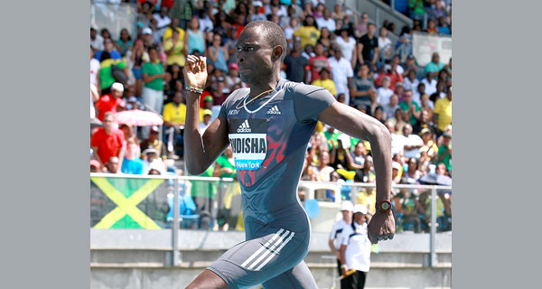 david rudisha - diamond league