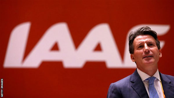 Seb Coe excited about IAAF role