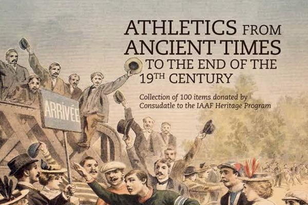 IAAF heritage