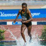 Chepkoech sets 3000m steeplechase record