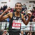 Yomif Kejelcha - Boston Mile World Record