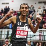 Yomif Kejelcha sets Indoor Mile World Record