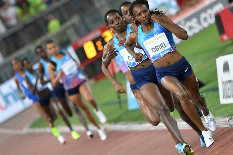 obiri - diamond league
