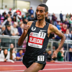 Yomif Kejelcha World Indoor Mile Record ratified