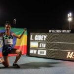Gidey and Cheptegei break world records in Valencia