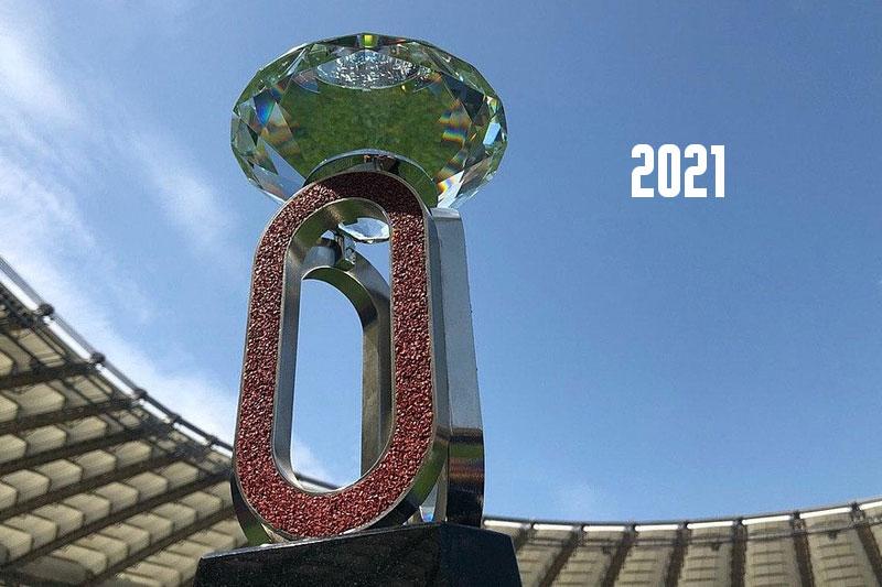 Wanda Diamond League 2021 calendar