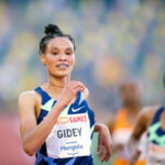 Letesenbet Gidey sets 10000m record