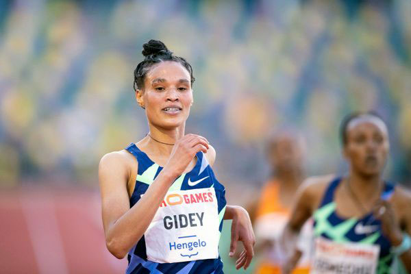 Letesenbet Gidey 10000m