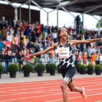Sifan Hassan new 10000m record