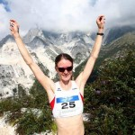 Andrea Mayr take Mountain five