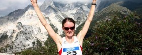 Andrea Mayr take Mountain five
