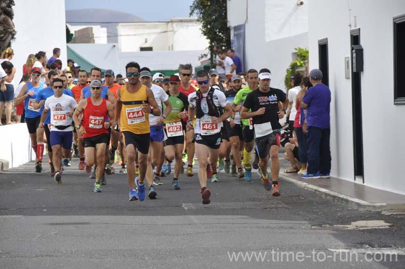 Trail La Vegueta Lanzarote 2015
