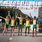 World Long Distance Trail, SA Team report