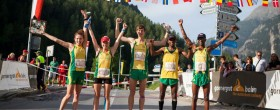 SA team - World Long Distance Champs