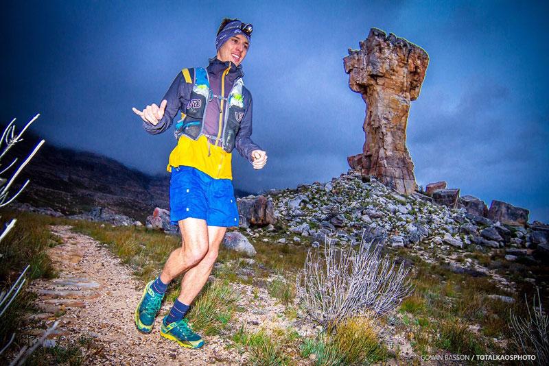 James Bosenberg - Cedeberg Trail