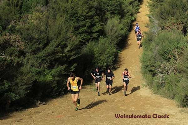 Andy Good  wins the 23rd Wainuiomata Classic