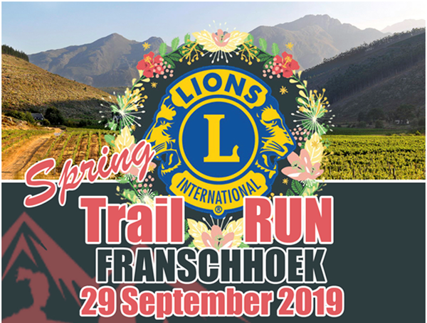 Franschhoek Spring Trail Run set for September