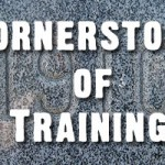 The Cornerstones of Training