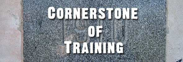 Cornerstone of Training