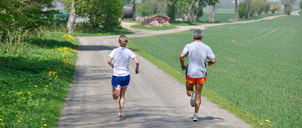 What is fartlek?