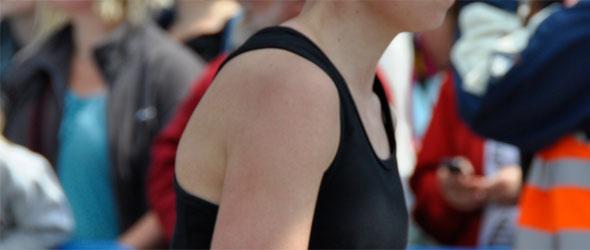 Women Running Sports Bra