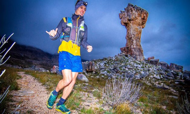 Trail Running section development 2017