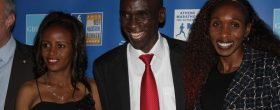 Eliud Kipchoge, Marathon Runner of the Year