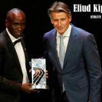 Eliud Kipchoge named Athlete of the Year
