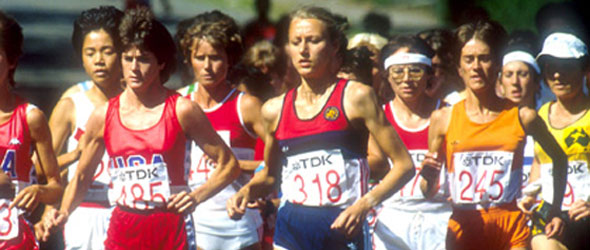 Grete Waitz - The Marathon Legend