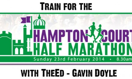 Hampton Court Half Marathon programs launched