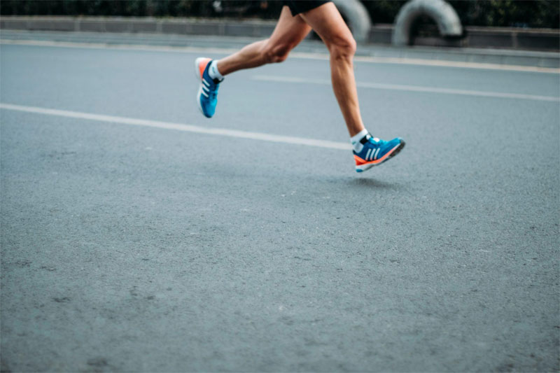 How going for a run can have a real benefit when playing sport