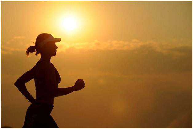 How can a running regimen improve your mental health?