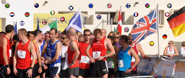 International Running Information