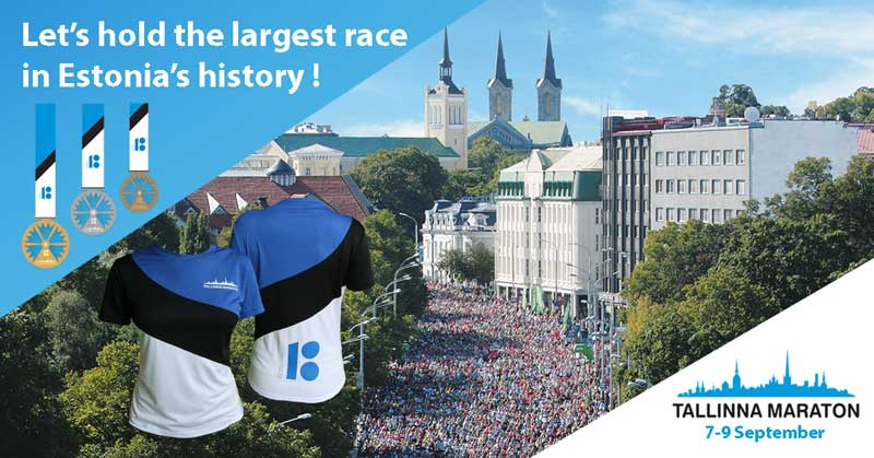 Tallinn Marathon events this weekend