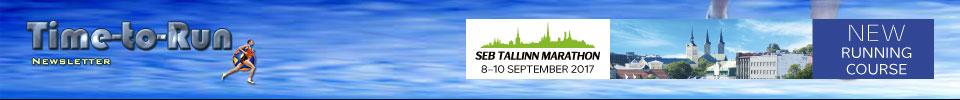 newsletter - Tallinn Marathon